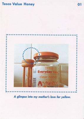 Saffa Khan: Tesco Value Honey