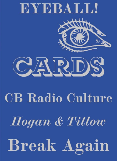 Eyeball Cards: The Art of British CB Radio Culture