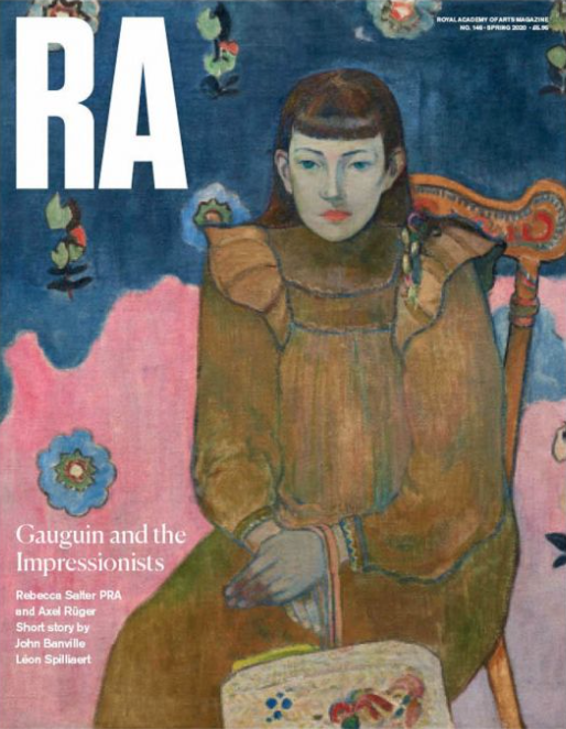 RA: The Royal Academy of Arts Magazine - 146 - Spring 2020