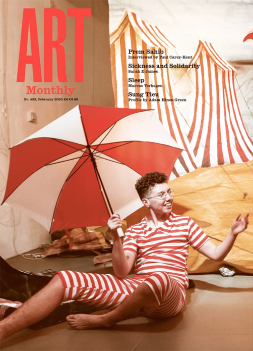 Art Monthly - No 433 - February 2020