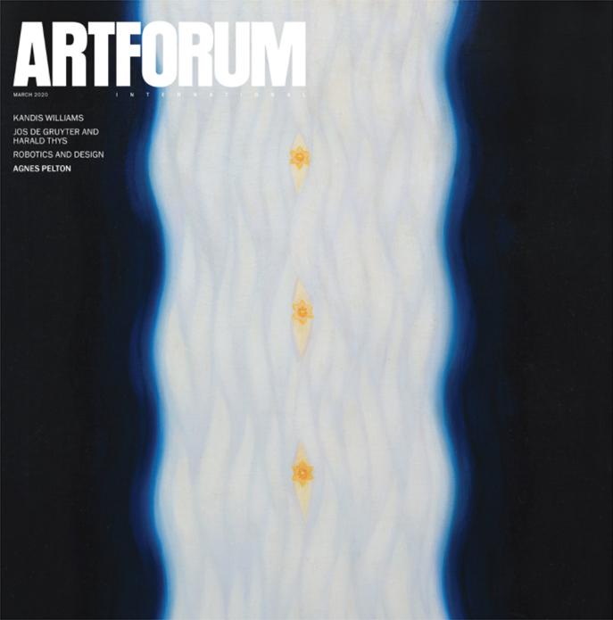 Artforum International - Vol. 58, No. 7 - March 2020