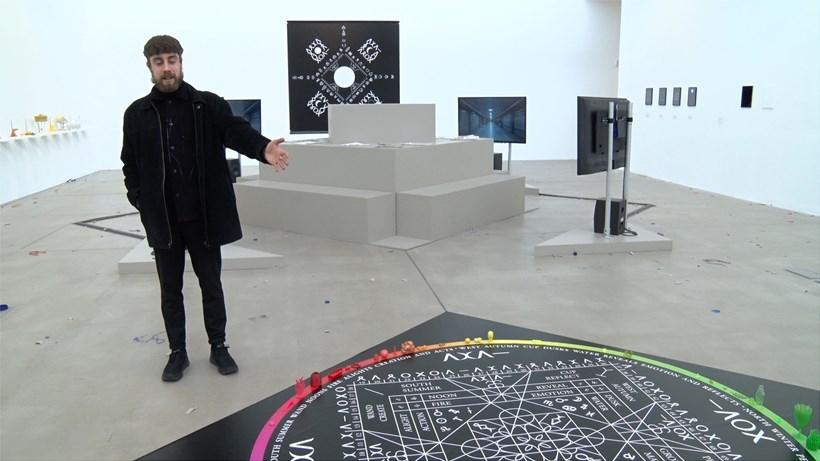 Ben Jeans Houghton: Exhibition Walkthrough