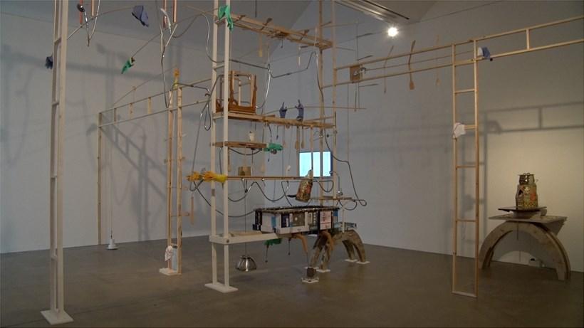 Kara Chin: Sentient-Mecha-Furniture