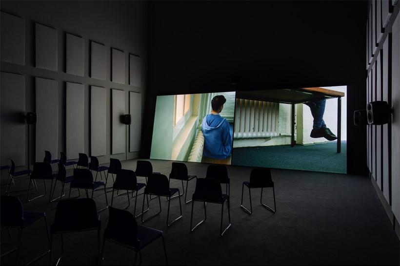 Imran Perretta: the destructors: Installation view (04)