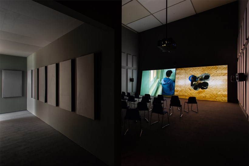 Imran Perretta: the destructors: Installation view (03)