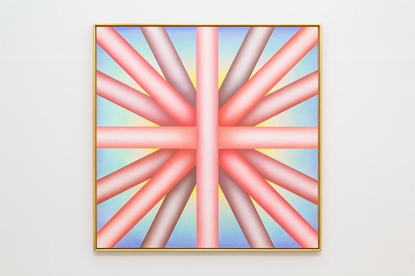 Judy Chicago: Installation View (31)