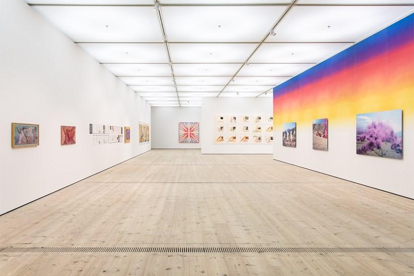 Judy Chicago: Installation View (35)