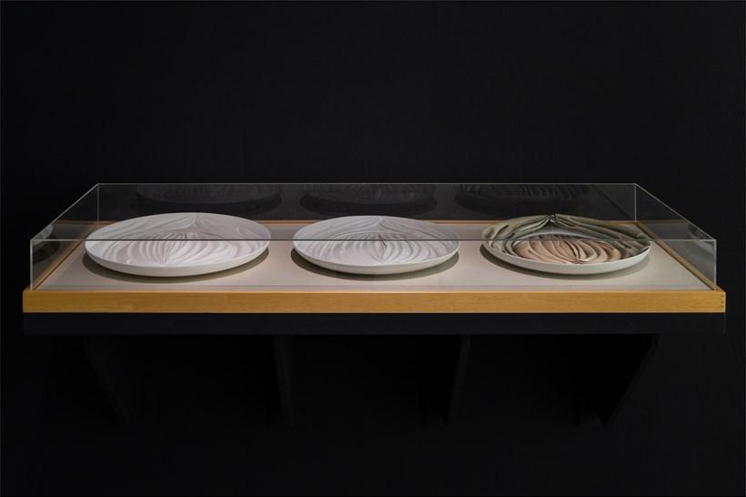 Judy Chicago: Installation View (41)