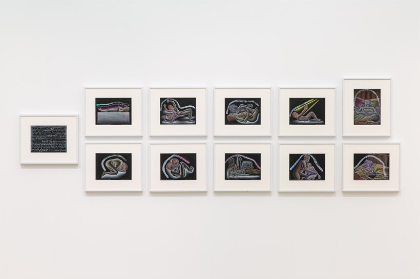 Judy Chicago: Installation View (46)