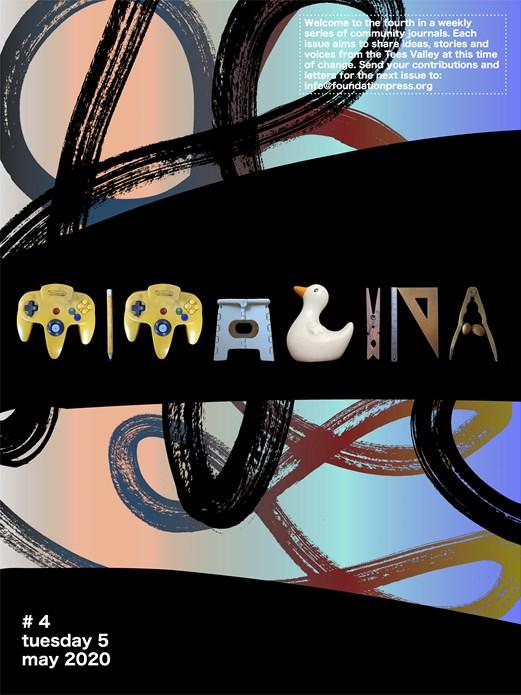 MIMAZINA #4