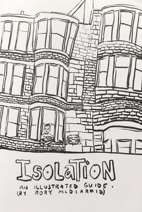 Isolation: An Illustrated Guide by Rory McDiarmid