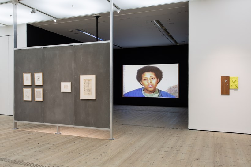 The Making of Husbands: Christina Ramberg in Dialogue: Installation View (05)