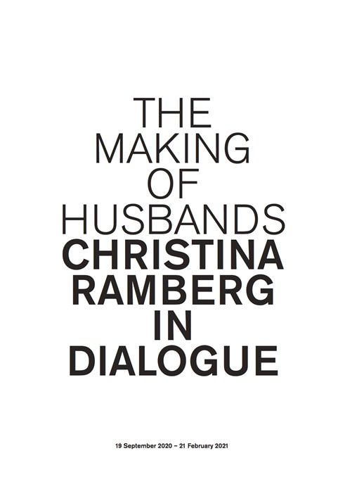 The Making of Husbands: Christina Ramberg in Dialogue: Exhibition Guide