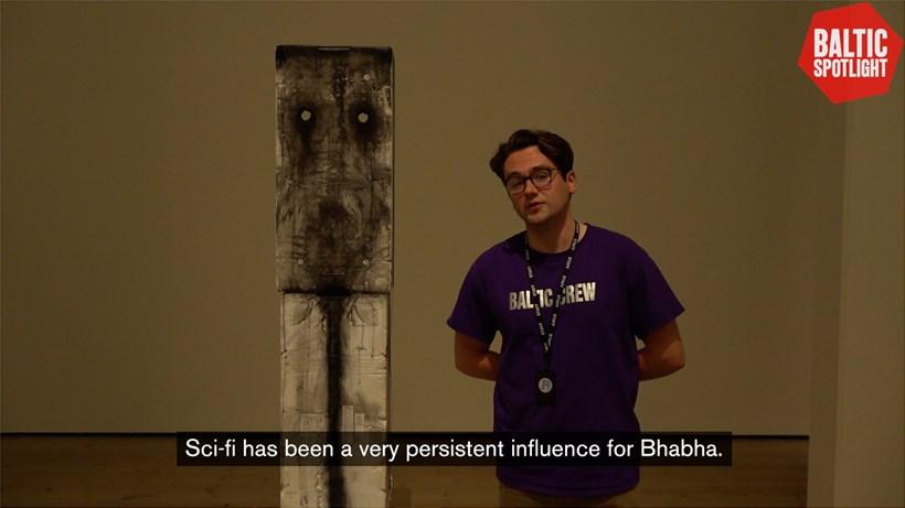BALTIC Spotlight: Huma Bhabha | Against Time