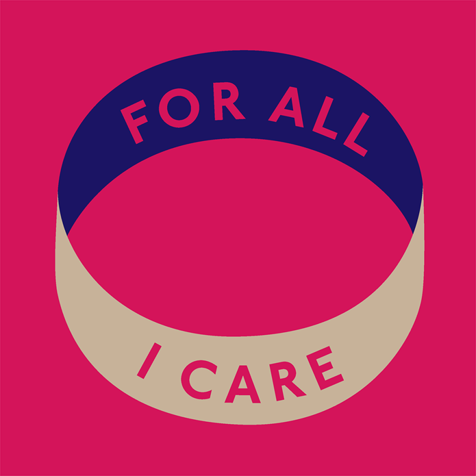 For All I Care 02: Distant Touch