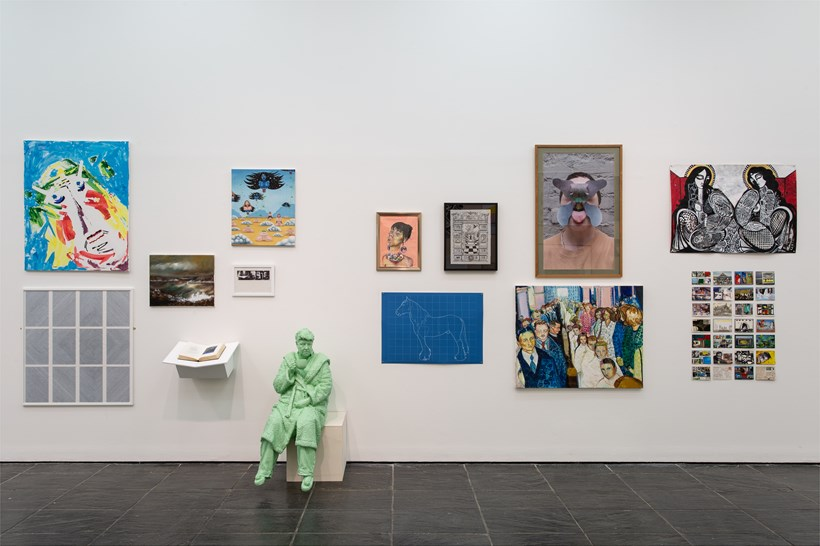 BALTIC Open Submission: Installation View (08)