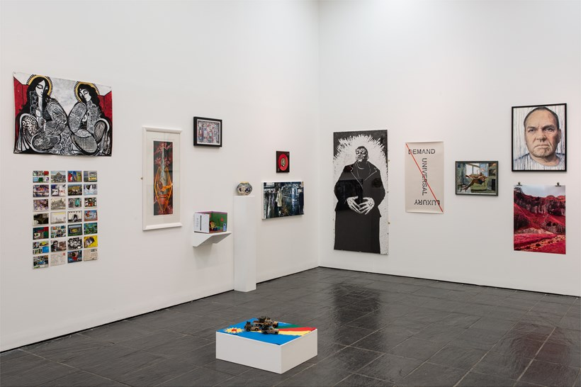 BALTIC Open Submission: Installation View (07)