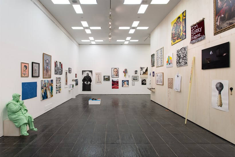 BALTIC Open Submission: Installation View (05)