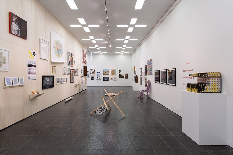 BALTIC Open Submission: Installation View (04)
