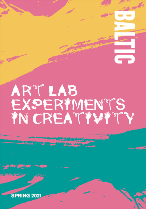 Art Lab Experiments in Creativity: Spring 2021