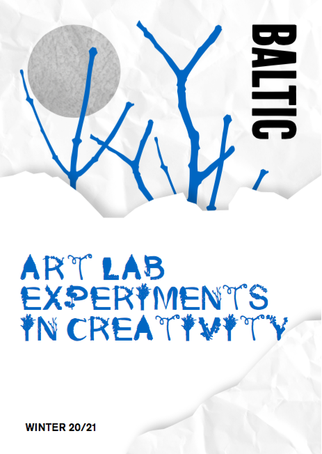 Art Lab Experiments in Creativity: Winter 2020/2021