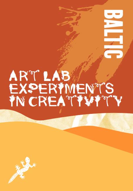Art Lab Experiments in Creativity: Habitat Resource