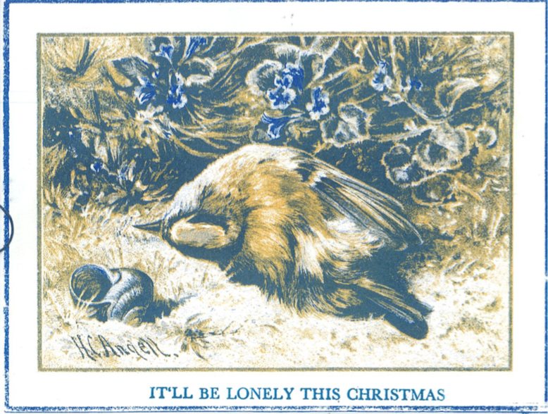 Lonely Christmas 2020