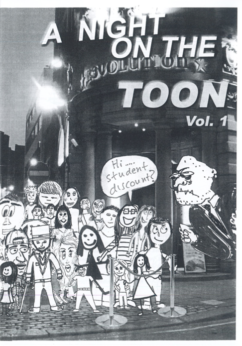 A Night Out on the Toon Vol.1