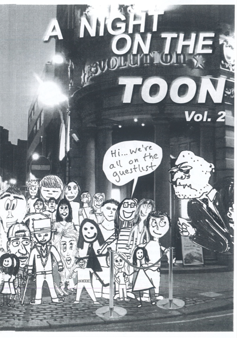 A Night Out on the Toon Vol.2