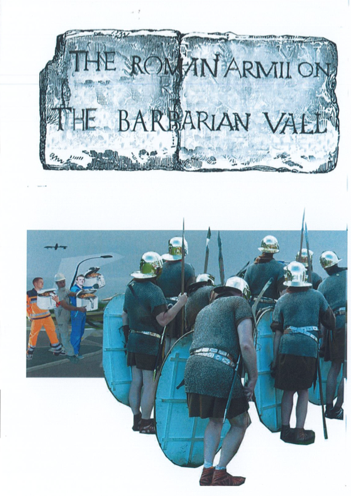 The Roman Army on the Barbarian Wall