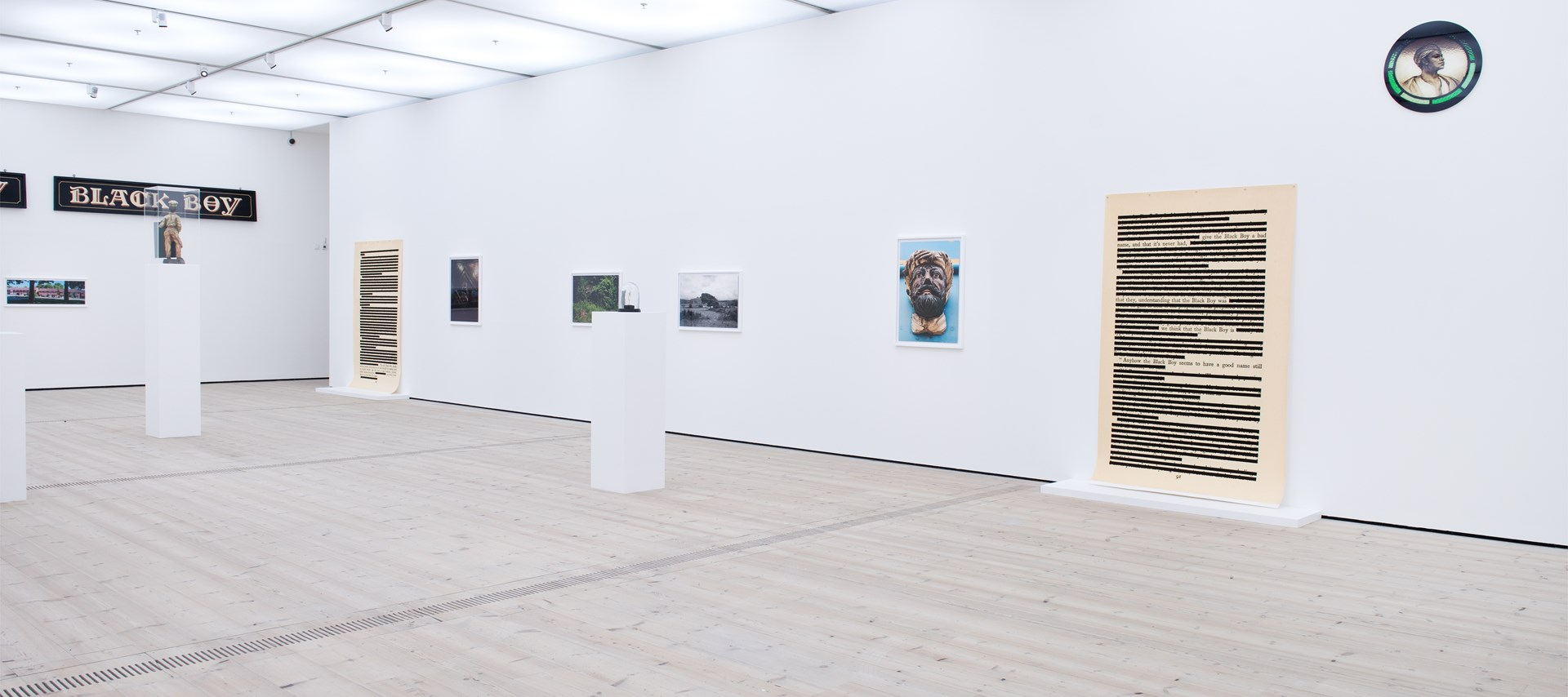 BALTIC Artists' Award 2019: Ingrid Pollard: Installation View. Image: Colin Davison. © BALTIC.
