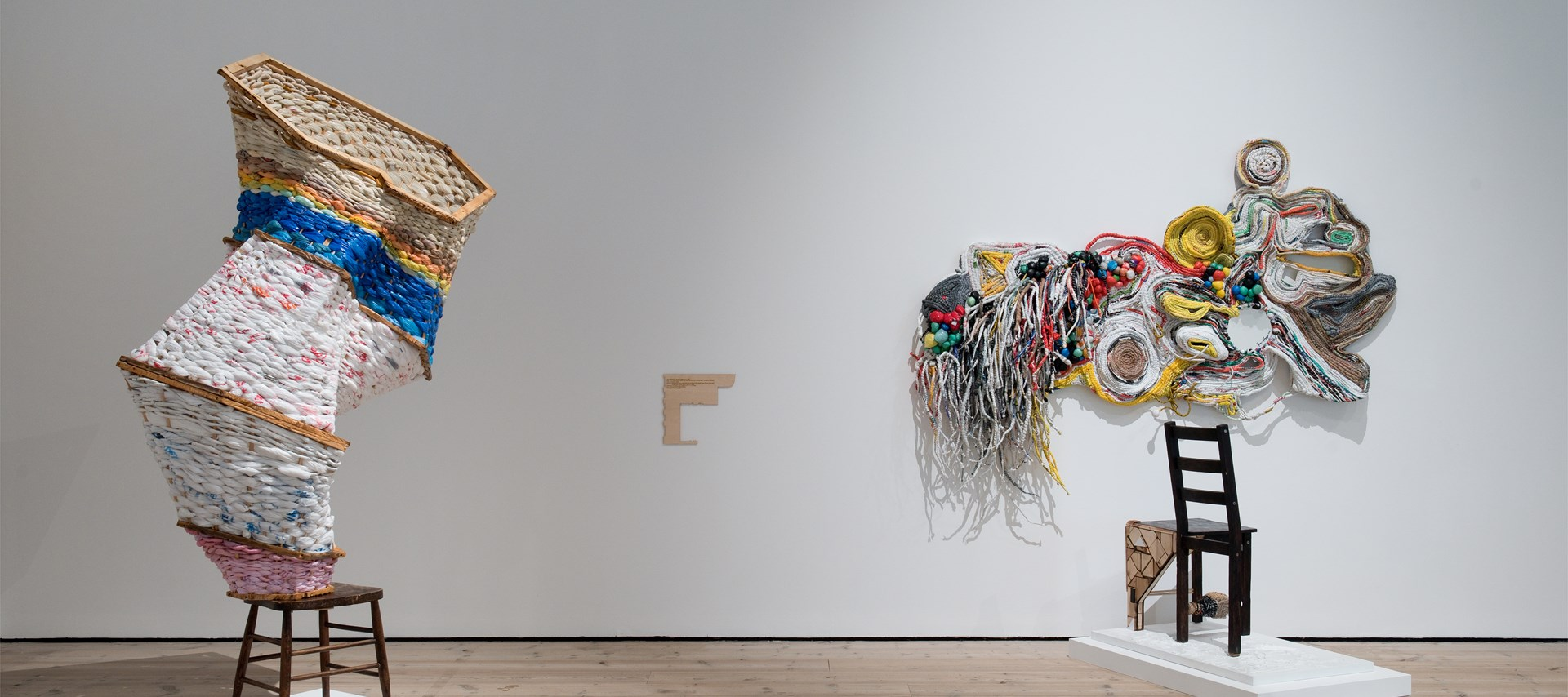 Ifeoma U. Anyaeji: Ezuhu ezu – In(complete): Installation View by Colin Davison. © BALTIC, 2019
