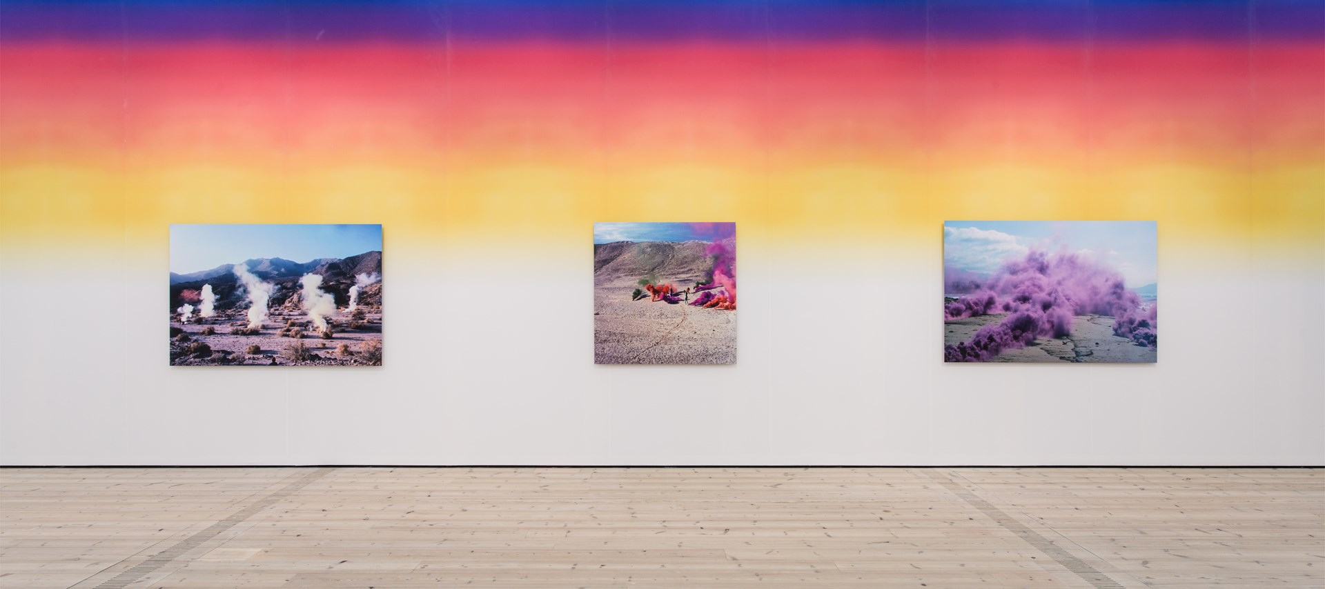 Judy Chicago: Installation View. Image: Rob Harris © BALTIC 2019