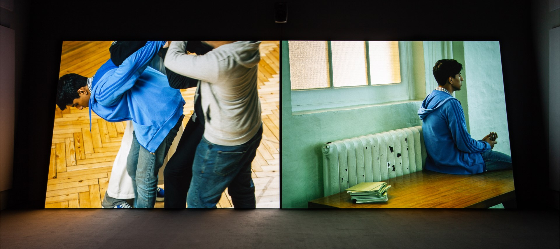 Imran Perretta: the desructors. Installation view by Rob Harris. © BALTIC 2020