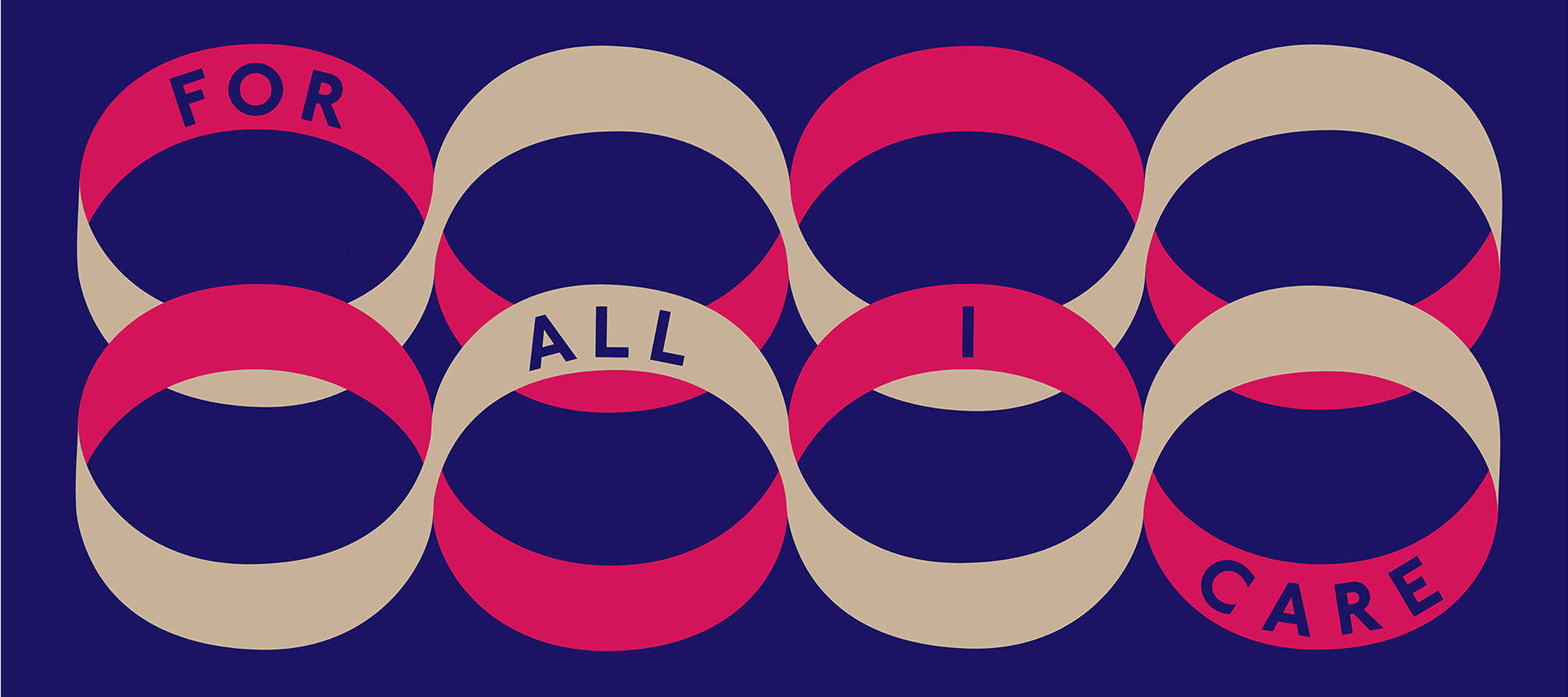 For All I Care: Banner Artwork
