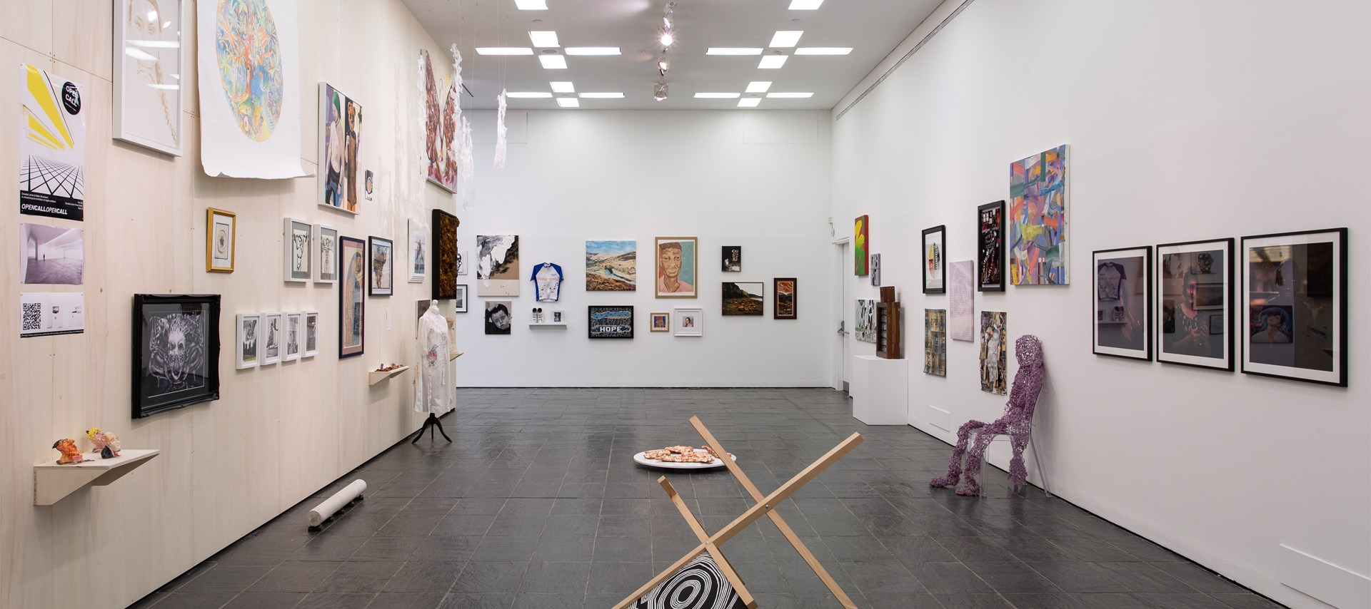 BALTIC Open Submission: Installation view by Rob Harris © BALTIC