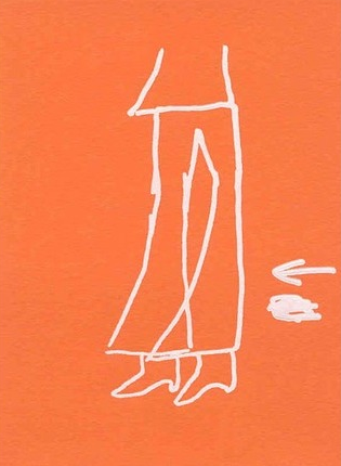 David Shrigley: Windhosen