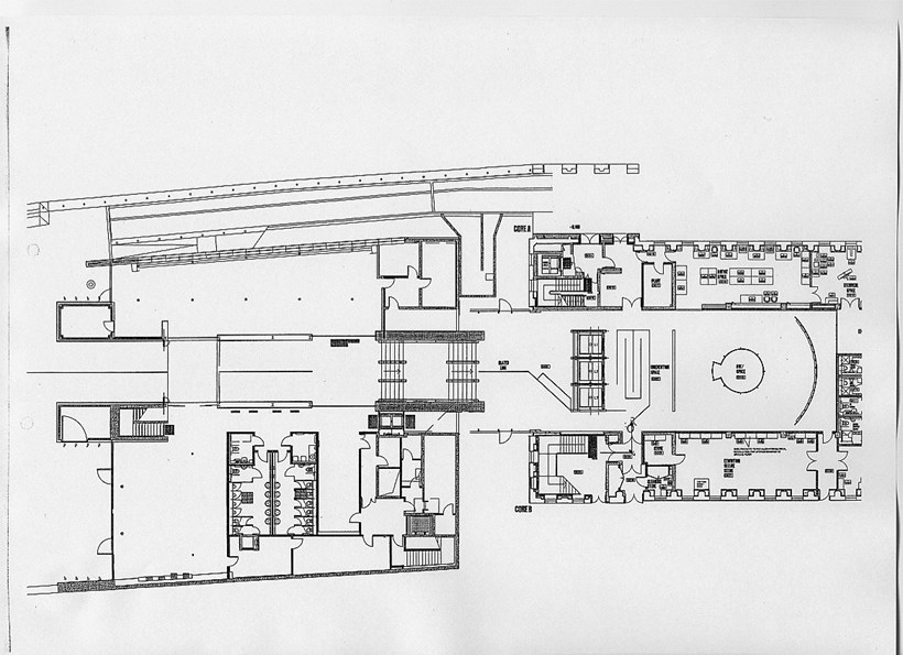 BALTIC Plan: Main Building/Riverside