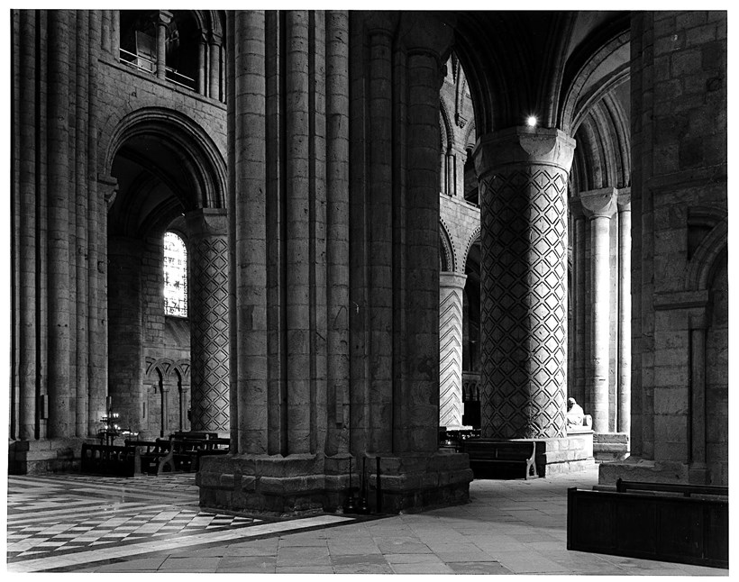 John Riddy : Durham Cathedral (02)