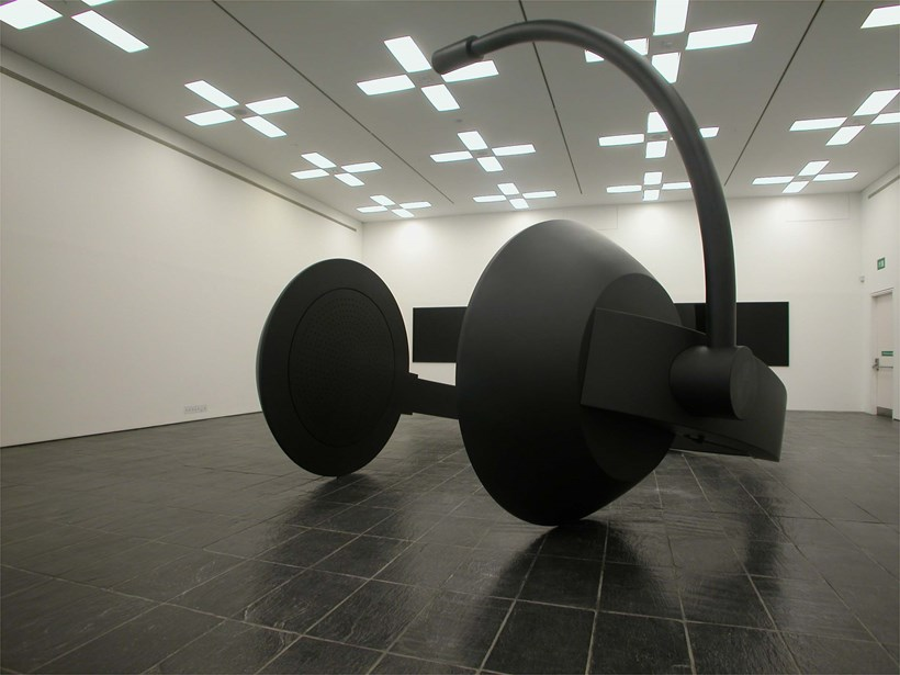 Eva Grubinger: Dark Matter Exhibition (01)