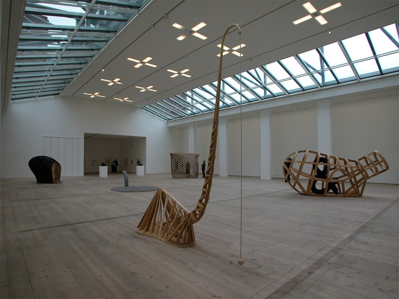 Martin Puryear: Exhibition (02)