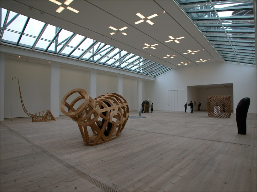 Martin Puryear: Exhibition (03)