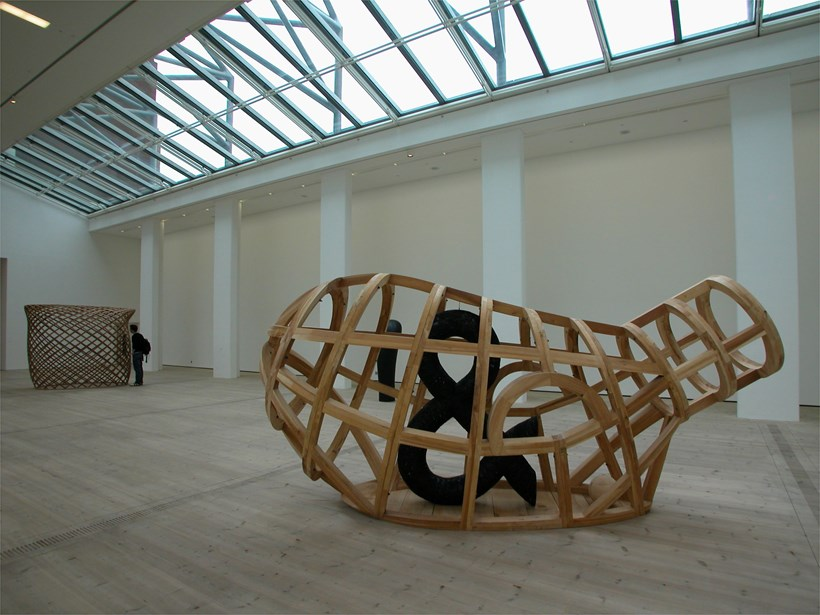 Martin Puryear: Exhibition (04)