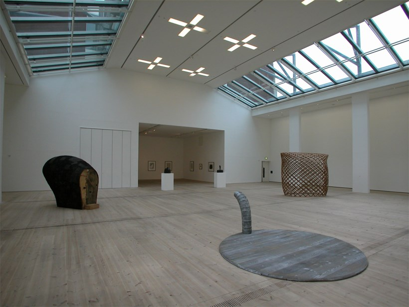 Martin Puryear: Exhibition (05)