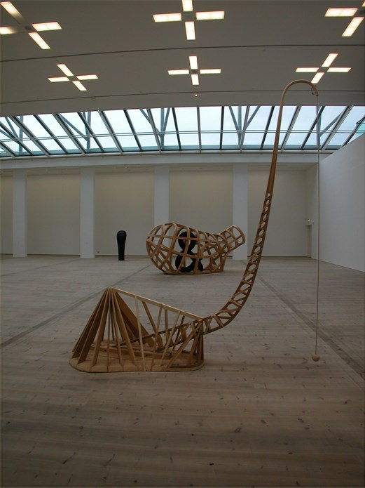 Martin Puryear: Exhibition (06)