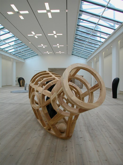 Martin Puryear: Exhibition (07)