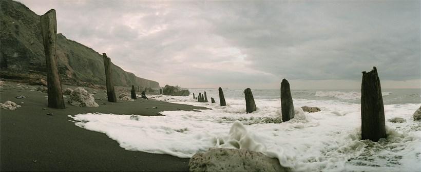 Sirkka-Liisa Konttinen : The Coal Coast, Dawdon, evening 11 September 2001