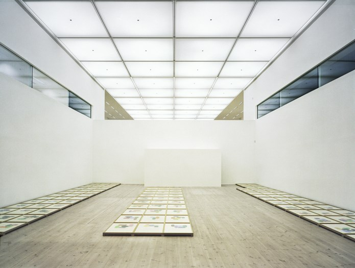 Olav Christopher Jenssen: BOTH Installation Shot Level 2