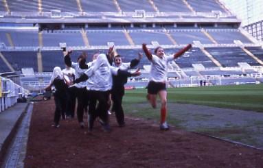 Alec Finlay: Participations: Labanotation/Football Haiku (04)
