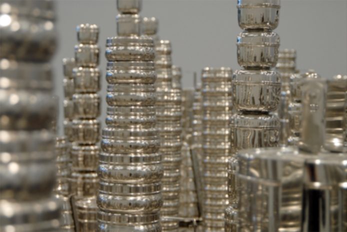 Subodh Gupta: Silk Route